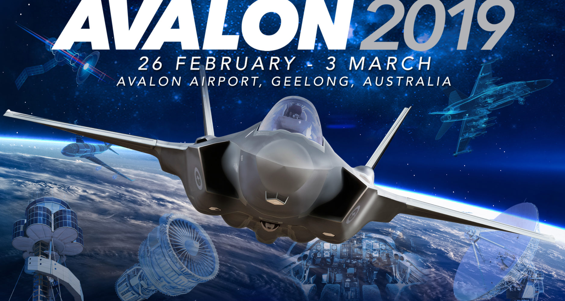 Mellori to Exhibit at Avalon Airshow 2019