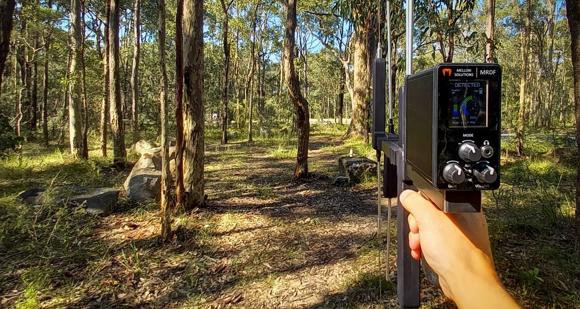 Mellori is exceeding expectations with their Australian made Radio Direction Finder